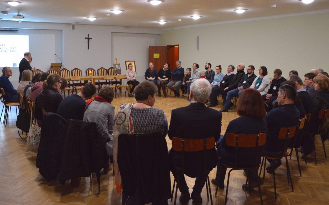 2019-03-22_24 rekolekcje w Woźniakowie