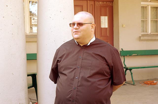 Żegnamy ks.Adama Ceynowę