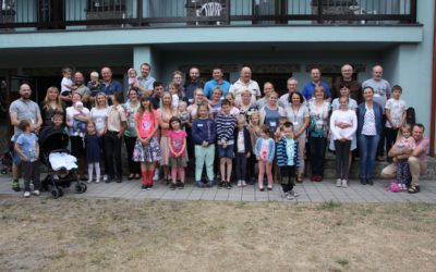 Rekolekcje w Zaniemyślu – 8 – 11 lipca 2019 r.