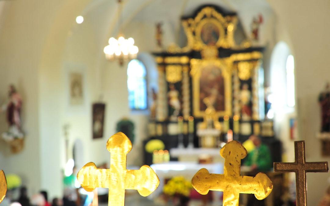 Świadectwo z mszy wspólnotowej w Częstocicach