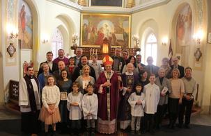 Pierwsze przyjęcie Karty END na Łotwie