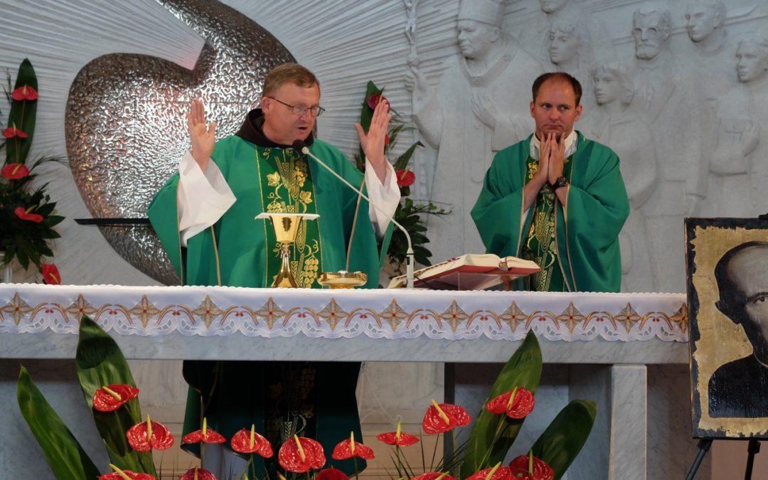 Zakończenie roku formacyjnego w Sektorze Śląskim