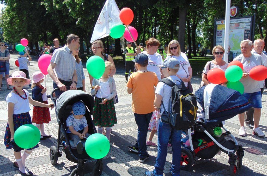 V Marsz dla Życia i Rodziny w Augustowie
