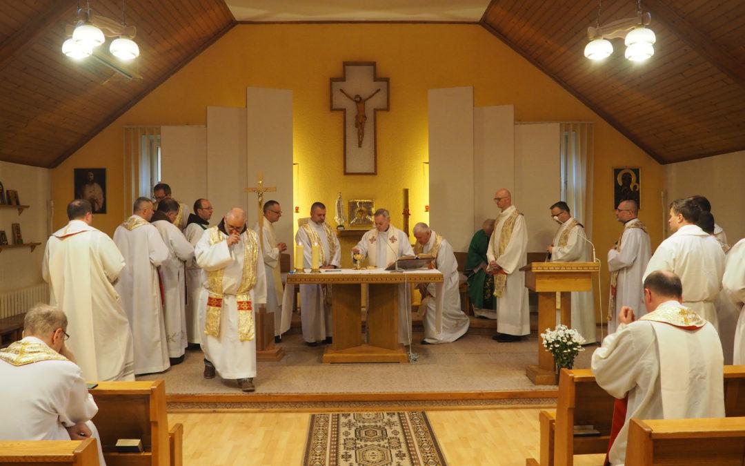 Spotkanie Kapłanów doradców duchowych 2019