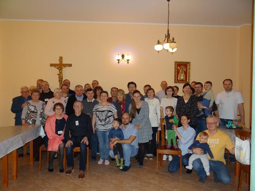 Świadectwo z rekolekcji w Licheniu