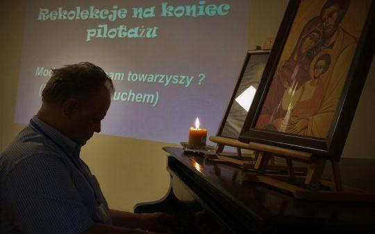 SPOTKANIE NOWYCH EKIP Kazimierz Biskupi