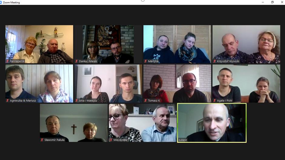 Spotkania Duchowe Lectio Divina – online 20-22 listopada 2020