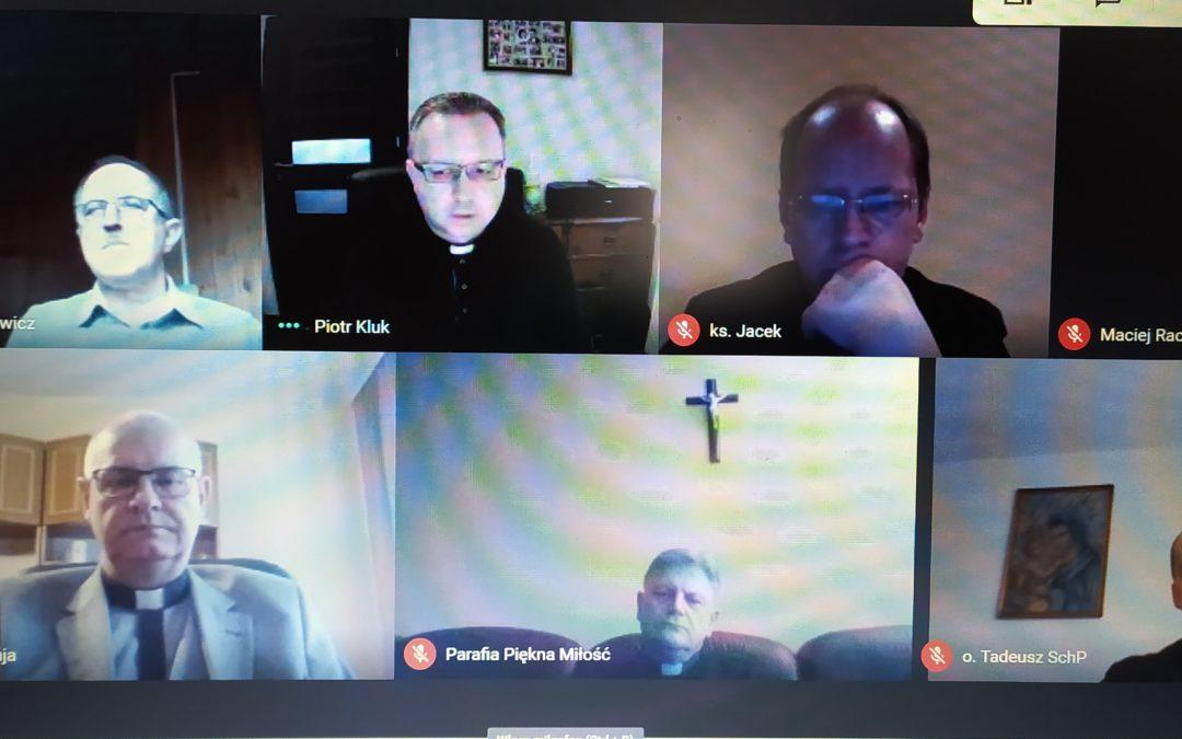 Spotkanie Doradców Duchowych Sektora Mazowieckiego B